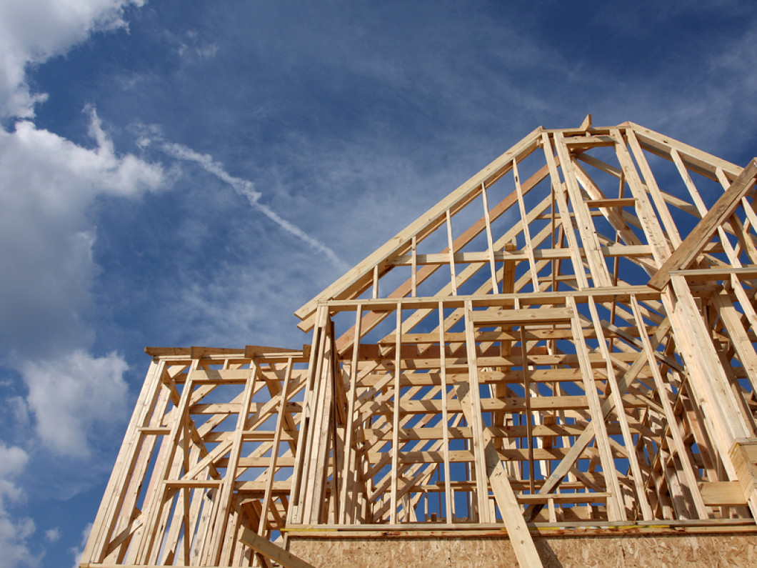 New home construction bois d 39 arc mo stephen e hoy for New home building contract